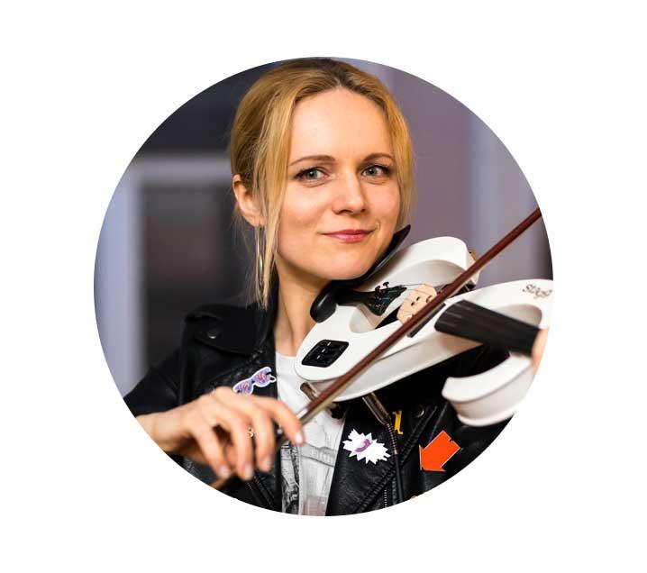 Agnė Doveikaitė - Профессиональный музыкант