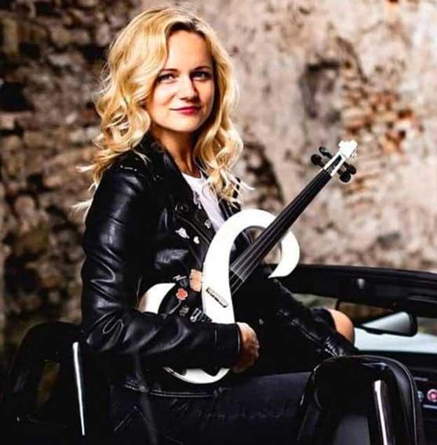 Agnė Doveikaitė - emocinis intelektas - smuikas